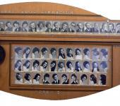 4.C osztály tablója 1968-1972-ből (Fotózott tabló)