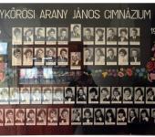 4.A osztály tablója 1974-1978-ből (Fotózott tabló)