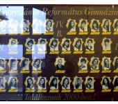 4.B osztály tablója 1991-1995-ből (Fotózott tabló)