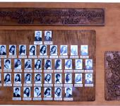 4.C osztály tablója 1991-1995-ből (Fotózott tabló)