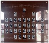 4.C osztály tablója 1992-1996-ből (Fotózott tabló)