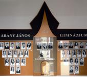 12.C osztály tablója 1994-1998-ből (Fotózott tabló)