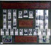 12.B osztály tablója 1995-1999-ből (Fotózott tabló)