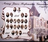 12.B osztály tablója 1997-2003-ből (Fotózott tabló)
