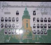12.C osztály tablója 2000-2004-ből (Fotózott tabló)