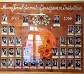 13.C osztály tablója 2004-2009-ből (Fotózott tabló)