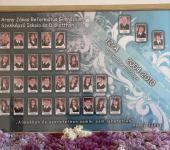 12.A osztály tablója 2004-2010-ből (Fotózott tabló)